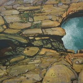 Above Casuarina Falls