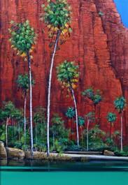 Red Tail Escarpment