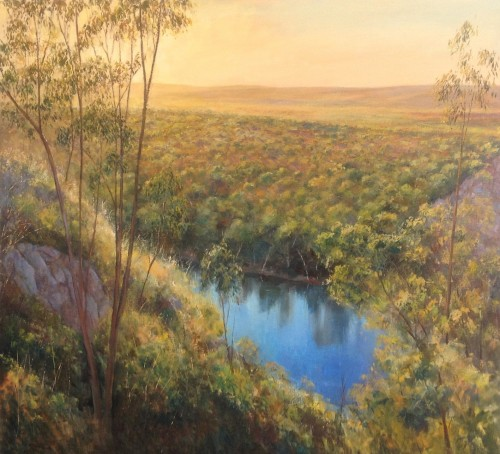 DOUGLAS KIRSOP – NEW WORKS OLD COUNTRY