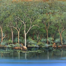 River Escarpment