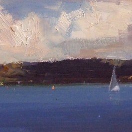 Summer Showers (from Royal Freshwater Yacht Club)