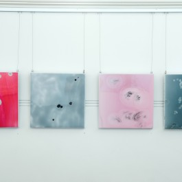Poet Blood / Artist Sweat installation image 8 by Jody d'Arcy