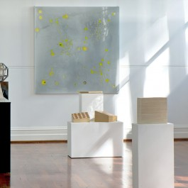 Poet Blood / Artist Sweat – installation image 2 by Jody d'Arcy