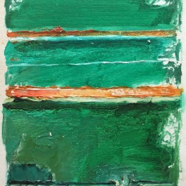 Untitled (green orange)