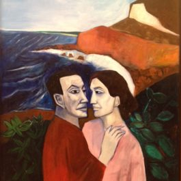 Lovers at the Lookout