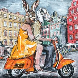 A Roman holiday on speed