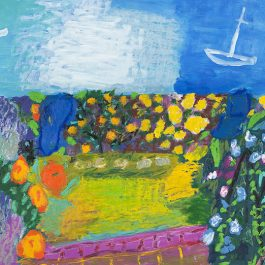 Garden by the sea (Edition of 1000)