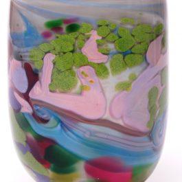 Fat Straight vase Swan Valley Landscape #6