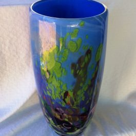 Feature Tall Cylinder vase SVL #9 csn