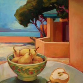 Still Life with Pears-Rottnest