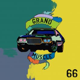 Grand Muscle (Edition of 10)