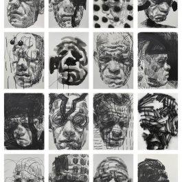 Self-portrait studies #2