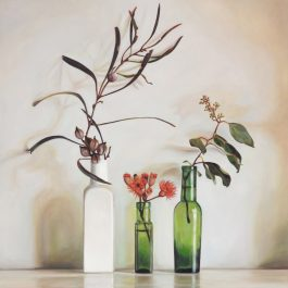 Still Life with Hakea and Eucalypts