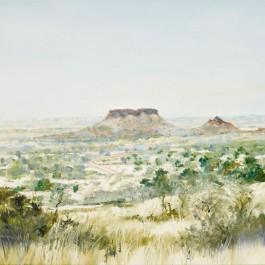 Pilbara Hills Suite, number 1 (set of 5)