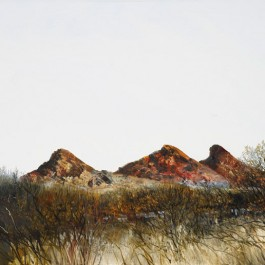 Pilbara Hills Suite, number 4 (set of 5)