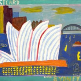 Postcard from Sydney