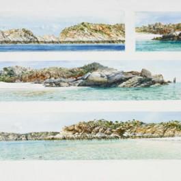 Topographies: Silica Beach, Kimberley
