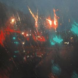 Fireworks on Barrack
