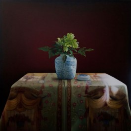 Still Life with Helleborus