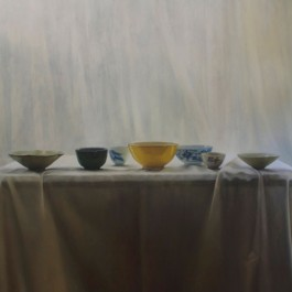 Still Life with Yellow Bowl