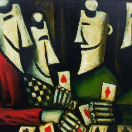 The Card Players 504/01