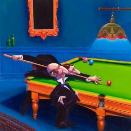 The Billiard Marker