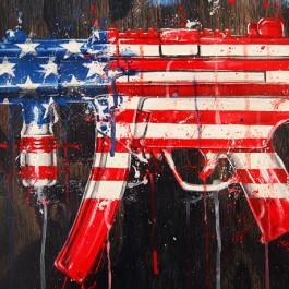 Gun Bless America