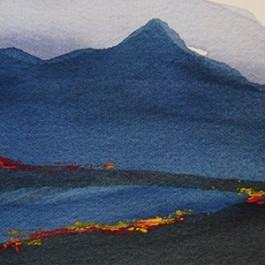 Thailand Series – mountain scape 2