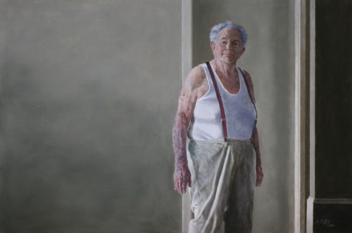 2013 Black Swan Prize for Portraiture