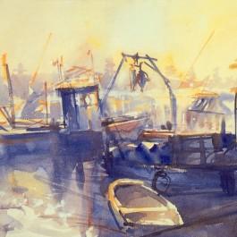 Old Prawn Trawler