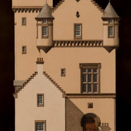 Scottish Baronial Tower
