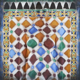 Treasured Tiles 2012- Alambra Granada (Edition of 10)