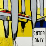 Enter Only – Jasper Knight (Edition of 25)