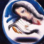The Singer – Charles Blackman (Edition of 70)