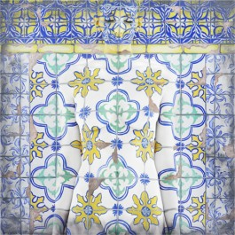 Treasured Tiles 2012 – Dwelling Facade , Lisbon (Edition of 10)