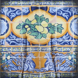 Treasured Tiles – Plaza de Espana Seville (Edition of 10)