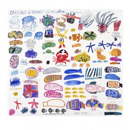 Drawings of things in the sea, 1993 (Edition of 300)