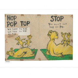 Hop Pop Top (Diptych) (Edition of 1500)