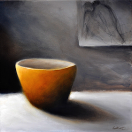 Bowl and Studio Sketch AL1448