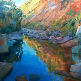Wilyabrup Creek and Gorge