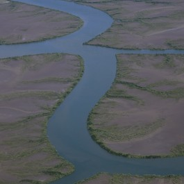 Tidal mudflats nr Berkeley River, WA (Edition of 7)