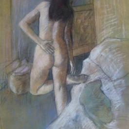 Studio Nude 1