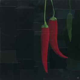 Chillies Tryptich III
