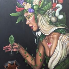 Goddess Natura