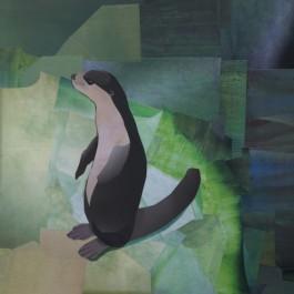 Otter – Yangon Zoo