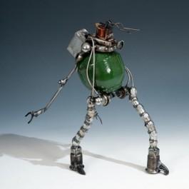 Catwalk Robot