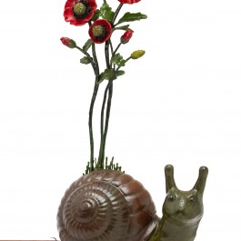 Poppy Snail (detail)