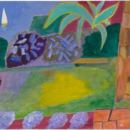 Cabin garden II