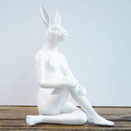 Lost Bunny (Black)