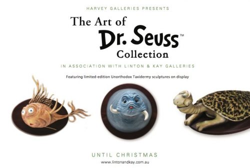 THE ART OF DR SEUSS COLLECTION